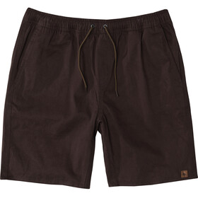 Hippy Tree Crag Shorts Men chocolate